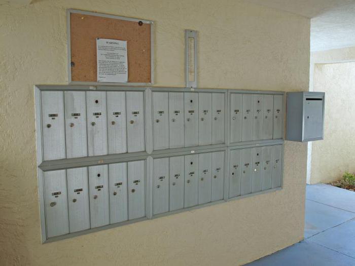 ремонт почтового ящика в подъезде своими руками