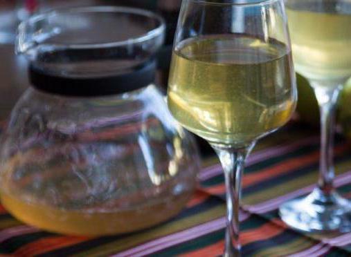 вино из айвы в домашних условиях