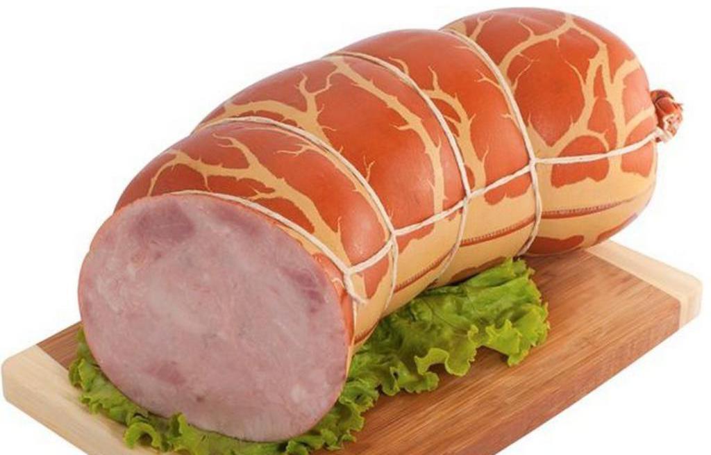top quality sausage