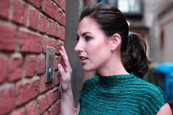 как открыть домофон без ключа vizit