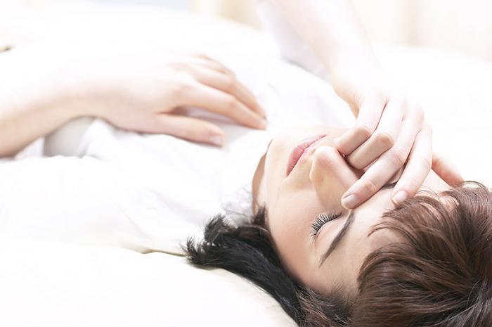 Что делать если сильная головная боль и рвота