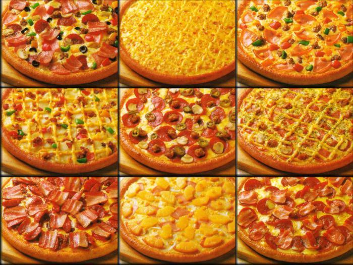 Самые лучшие пиццы рецепты