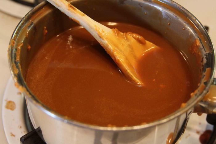 Рецепт палочки в ирисках рецепт с фото