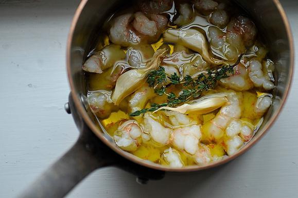 трубач моллюск рецепт приготовления