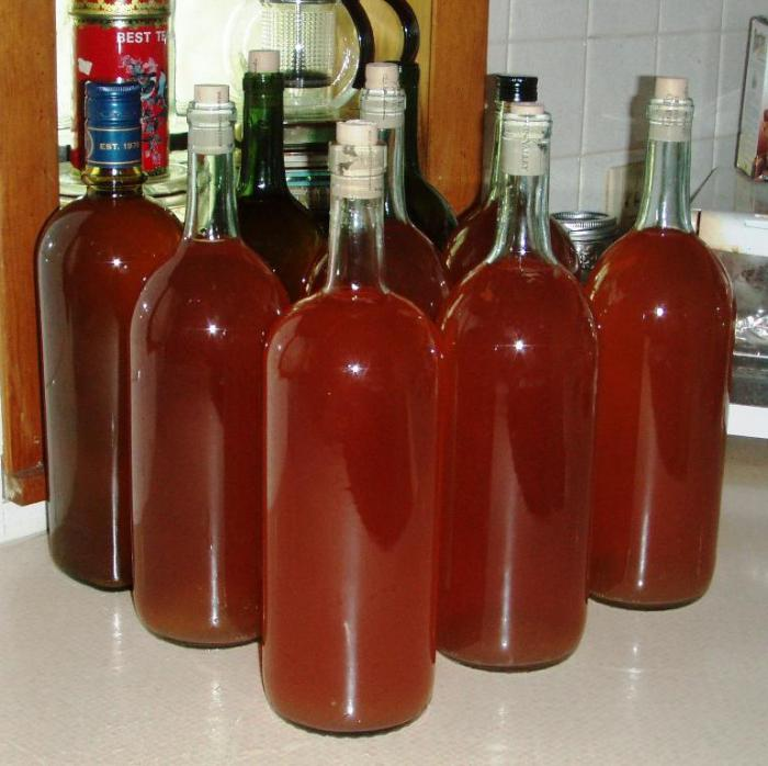 Как сделать креплёное вино в домашних условиях