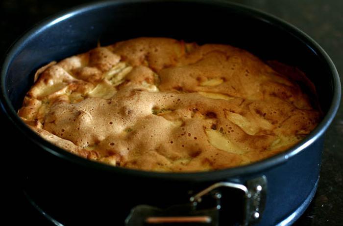 шарлотка с капустой рецепт с фото