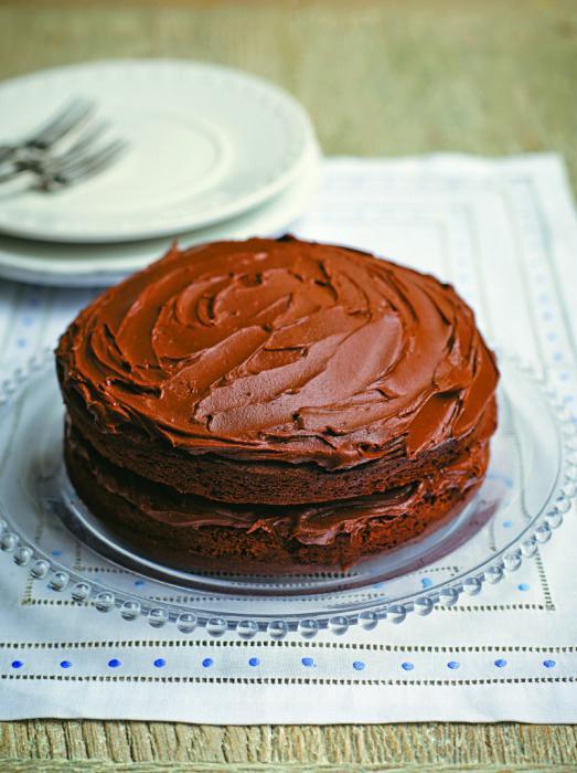 помадка из шоколада для торта