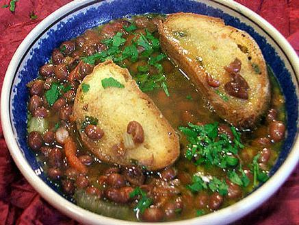 в мультиварке рецепт приготовления супа с фасолью
