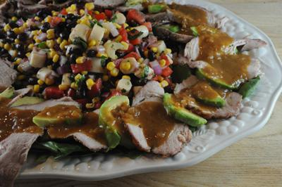 Салат с сердцем свиным и соленым огурцом рецепты 75