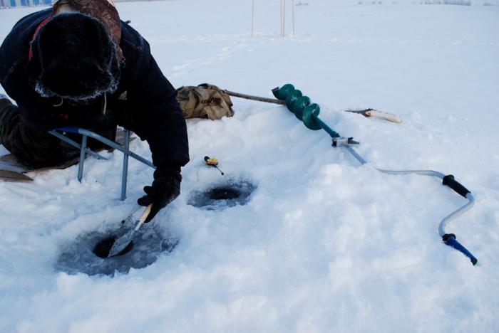 что нужно взять на зимнюю рыбалку