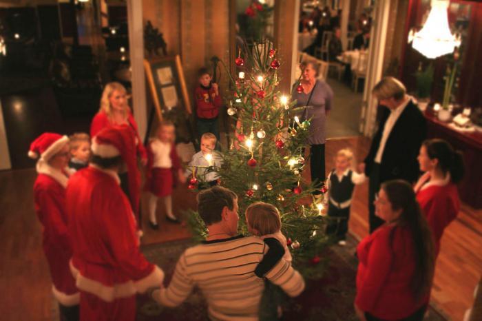 колядки на рождество христово для детей близким и знакомым