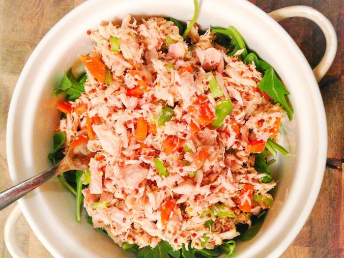 простые рецепты слоеных салатов на скорую руку