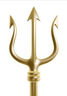 Золотой Трезубец 650525