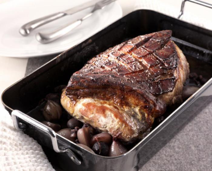 рецепт домашней буженины из свинины