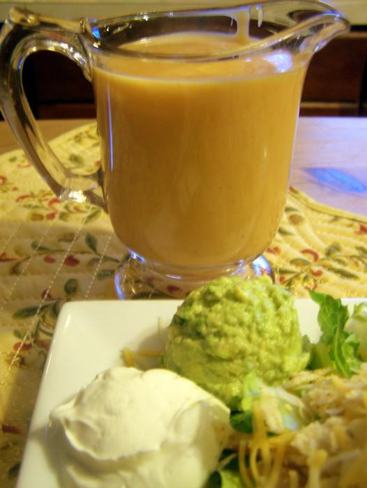 Соусы из сметаны для салатов