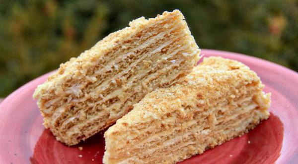 Торт мадонна рецепт