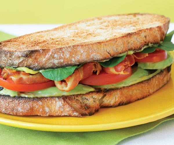 авокадо рецепты приготовления бутерброд