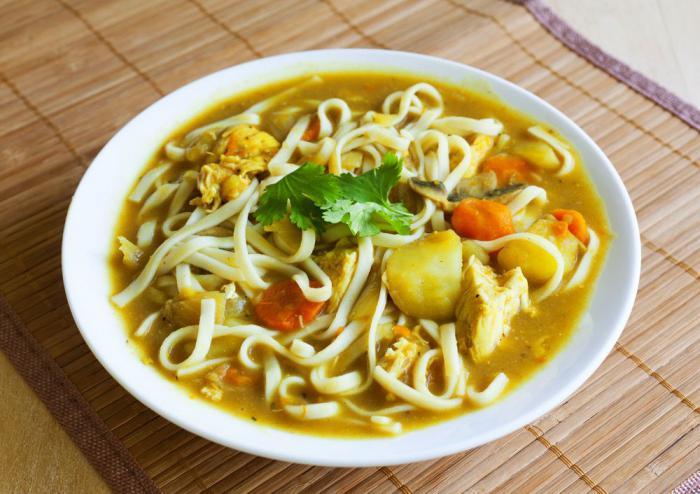 Куриный суп с вермишелью и картошкой рецепт в мультиварке