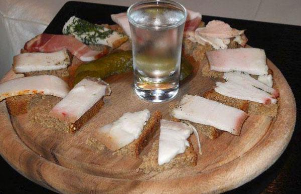 рецепты засолки сала по украински