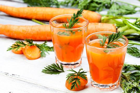 овощной коктейль домашние коктейли