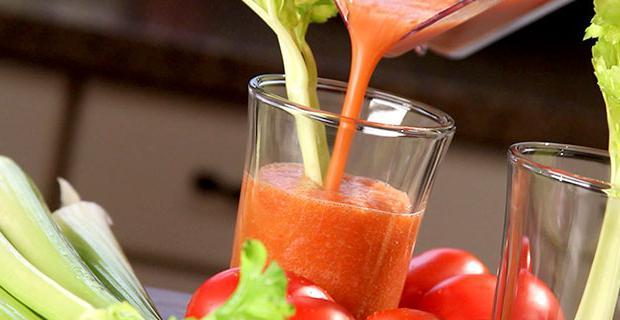 рецепты овощных коктейлей в домашних условиях в блендере