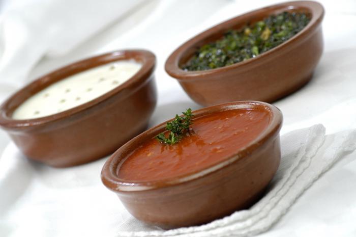 соус кавказской кухни
