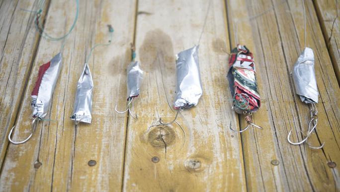 ютуб видео рыболовные самоделки