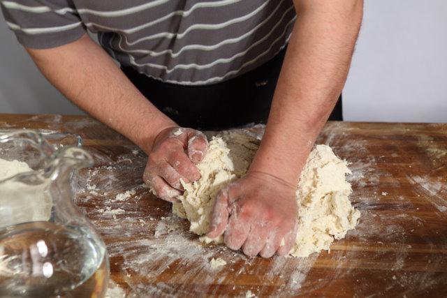 самое вкусное тесто на чебуреки