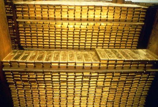видеть во сне слитки золота