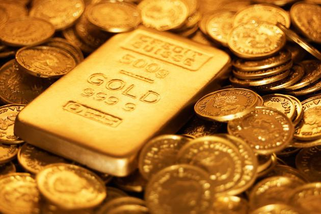 видеть во сне много золота