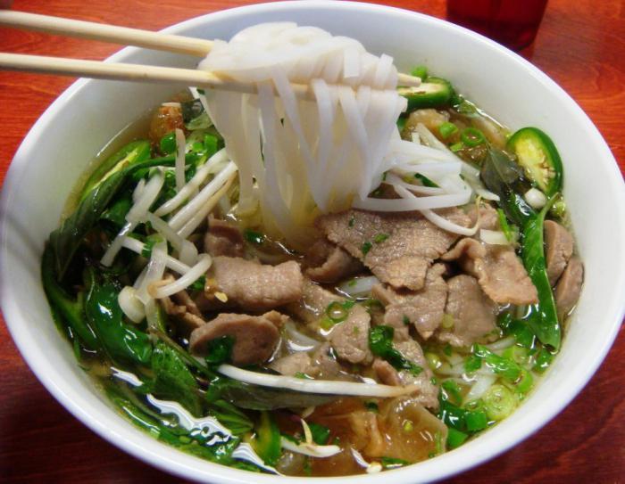 Суп фо с морепродуктами вьетнамский рецепт пошаговый с фото