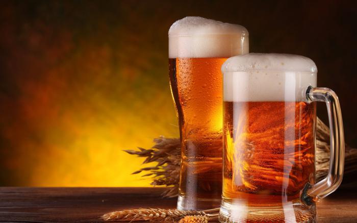 Процент алкоголя в пиве