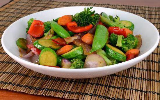 как приготовить соте из овощей в мультиварке