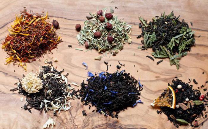 Натуральные чаи для здоровья и похудения