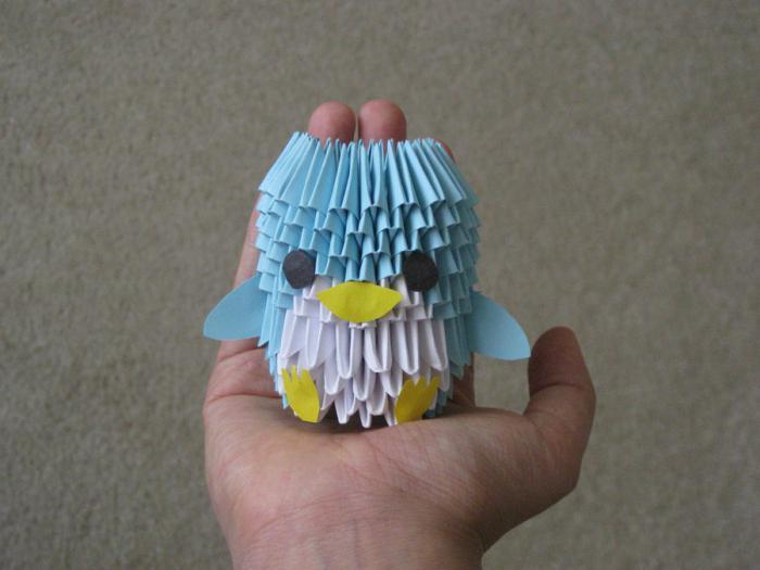 оригами из бумаги объемные фигуры