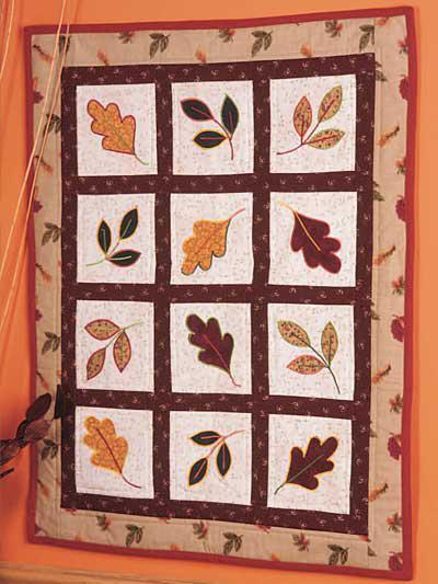 узоры из листьев деревьев фото