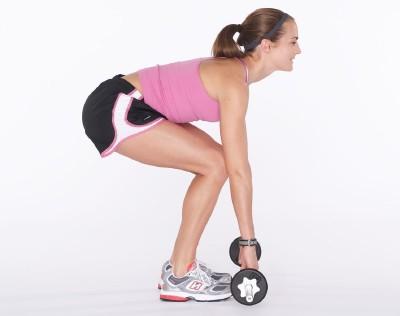 Комплекс упражнений с гантелями в домашних условиях для мужчин и женщин