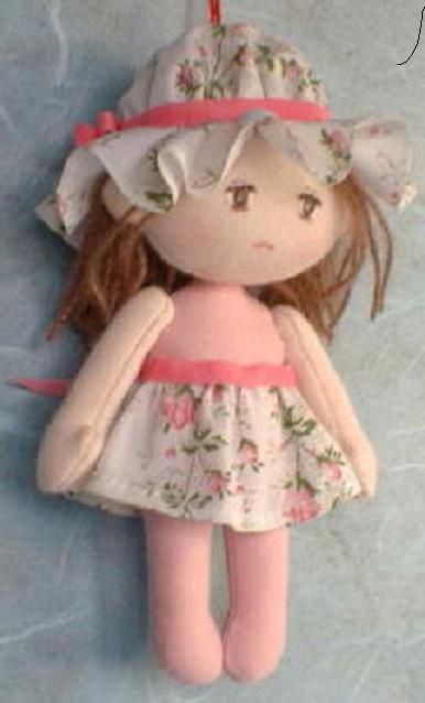 Куклы из синтепона и капрона своими руками