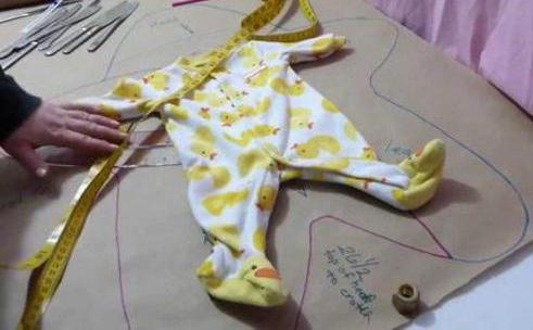 как сшить конверт для новорожденного своими руками