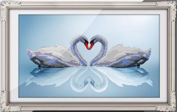 алмазная мозаика вышивка