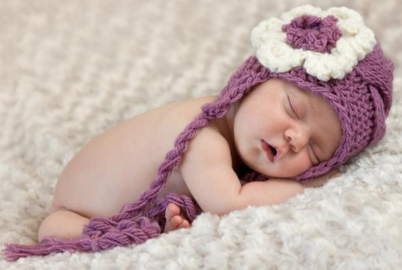 вязать вещи для новорожденного