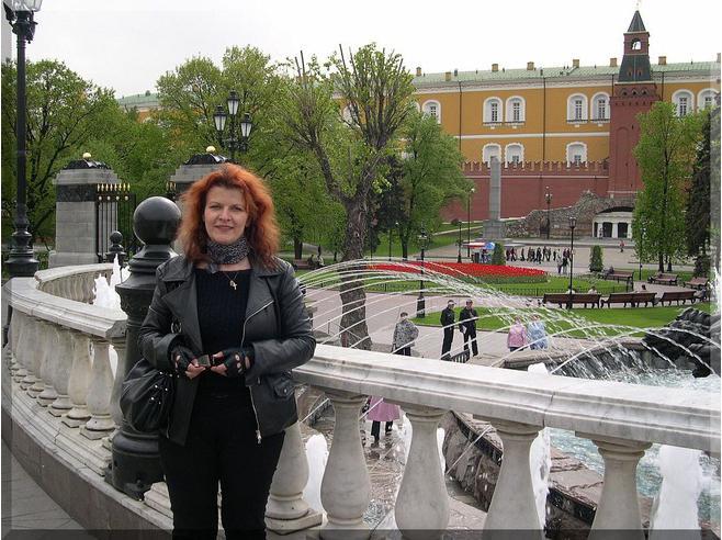 красивые места москвы для фотосессии