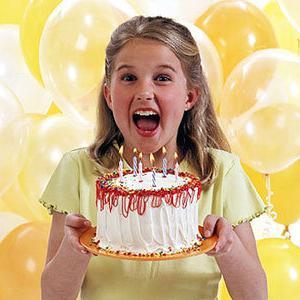день рождения ребенка 10 лет