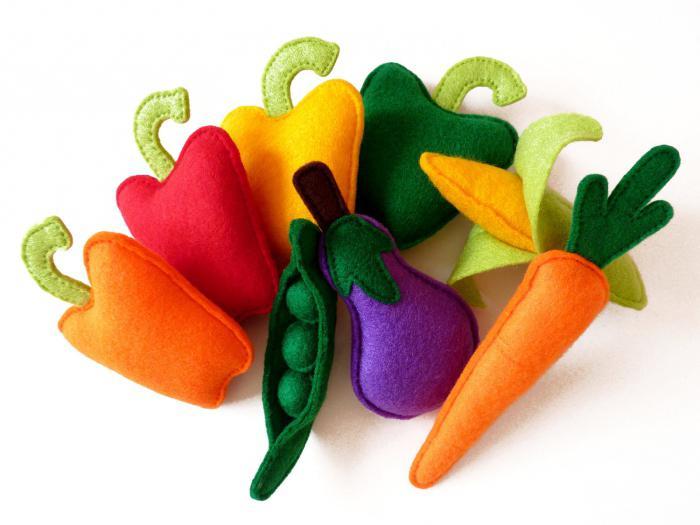 радовались фрукты и овощи из фетра картинки контент высоко ценится