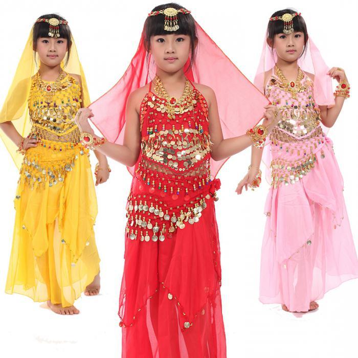 индийский костюм сари