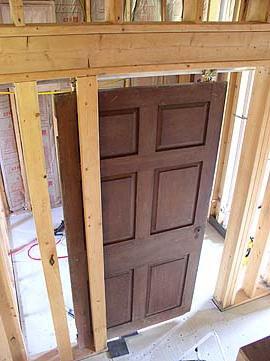 Стандартная ширина дверного проема межкомнатной двери