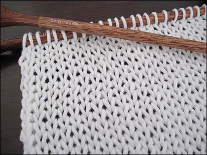 Как прибавлять петли при вязании спицами