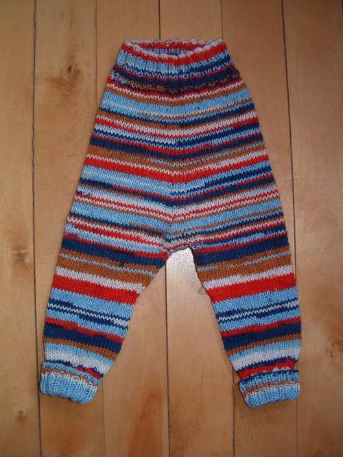 Вязание для детей до года спицами