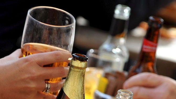 Распитие алкоголя на территории учреждерия культуры