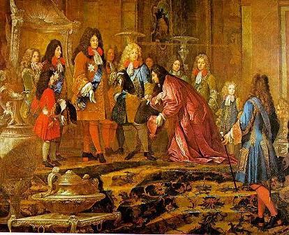 the paths to constitutionalism and absolutism in england and france in the 17th century Chapter 16: absolutism and constitutionalism in western europe the decline of absolutist spain in the seventeenth century i) france, england vi).